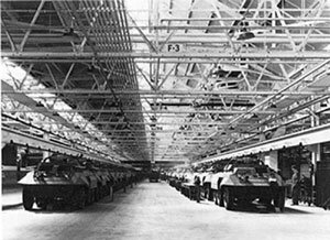 M20s at Ford Plant